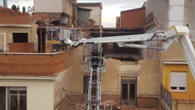 Photo of Incertidumbre en Chamberí tras el derrumbe del Edificio