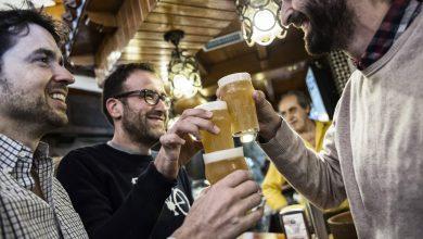 Photo of Lavapiés presenta su primera cerveza, Bórea, elaborada en colaboración por O Pazo de Lugo, Chinaski, Yria y Luis Vida