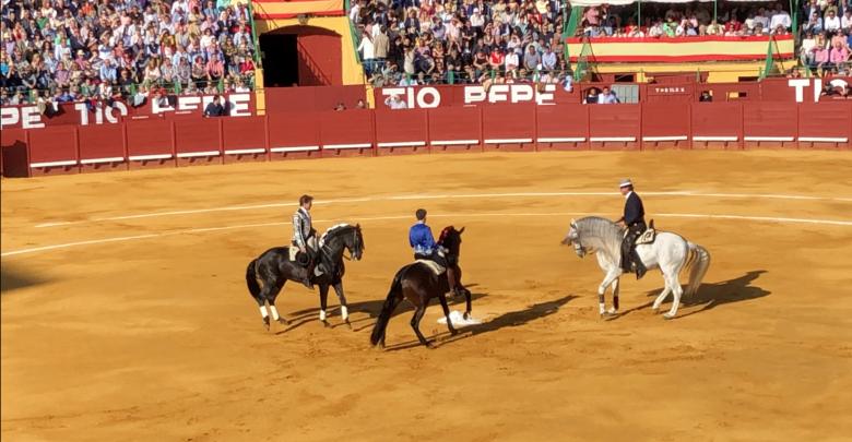 Photo of Rejones en la Feria de Jerez 2018