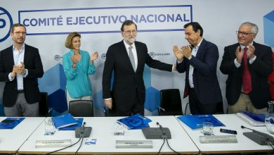 Photo of Rajoy renuncia a su cargo de Presidente del Partido Popular