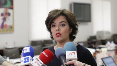Photo of Soraya Sáenz de Santamaría presenta su candidatura para la Presidencia del PP