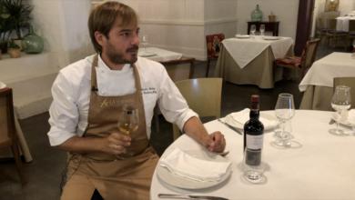 Photo of El Chef Javier Muñoz recomienda a todos los estudiantes del Grado en Gastronomía que apuesten por el Jerez