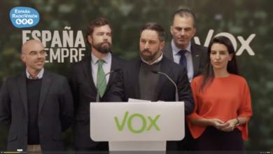 Photo of Abascal: «los españoles nos han votado para que hagamos oposición»