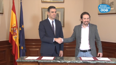 Photo of Sánchez firma un preacuerdo de gobierno con Podemos
