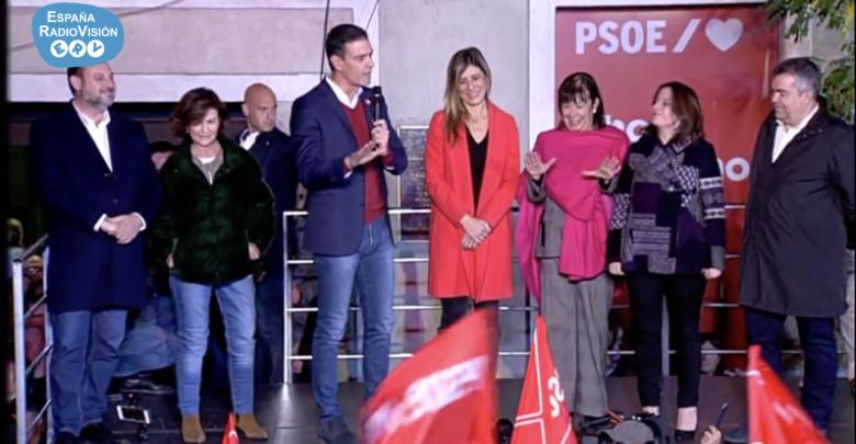 Photo of Sánchez gana las elecciones y  repite el mismo panorama que en Abril.