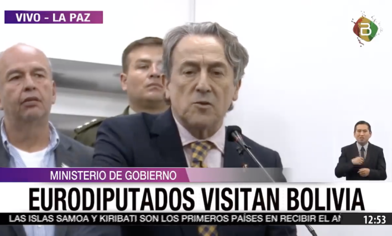 Photo of VOX acude a Bolivia para conocer la verdad de las relaciones entre Podemos y Morales
