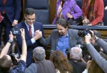 Photo of Pedro Sánchez es investido Presidente del Gobierno en segunda votación.
