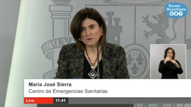 Photo of España ya tiene 12.298 sanitarios infectados.