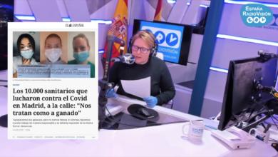 Photo of Sanidad Pública despide a 10.000 sanitarios y no arden las redes sociales de las Izquierdas