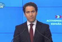 """Photo of García Egea exige al """"Gobierno del confinamiento perpetuo"""" que habilite las Cortes en julio y agosto"""