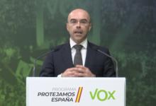 Photo of VOX solicitará hoy el permiso en todas las subdelegaciones del Gobierno para la manifestación del 23-M