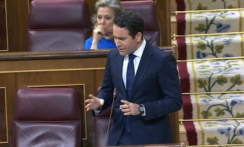 Photo of García Egea a Iglesias: «Cuando ha conseguido el sillón, ya no le duele el sufrimiento de la gente»